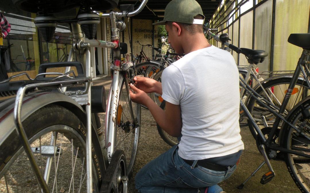Fahrradwerkstatt WfN Sootbörn 15